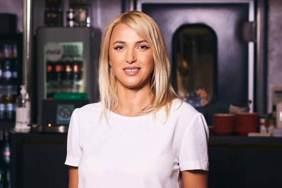 """Laura Serban, Owner Glamour Restro Cafe: """"Never lose hope, things can turn the way you want"""""""